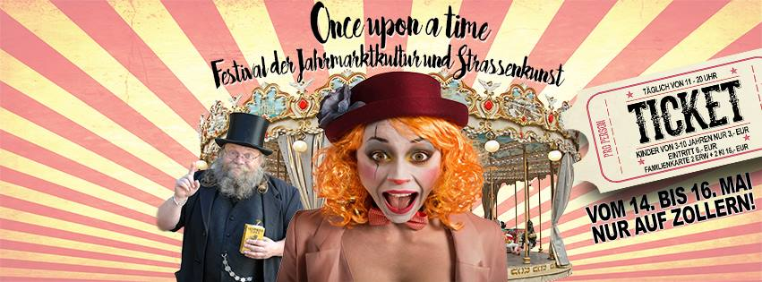 Once upon a time Festival - Zeche Zollern